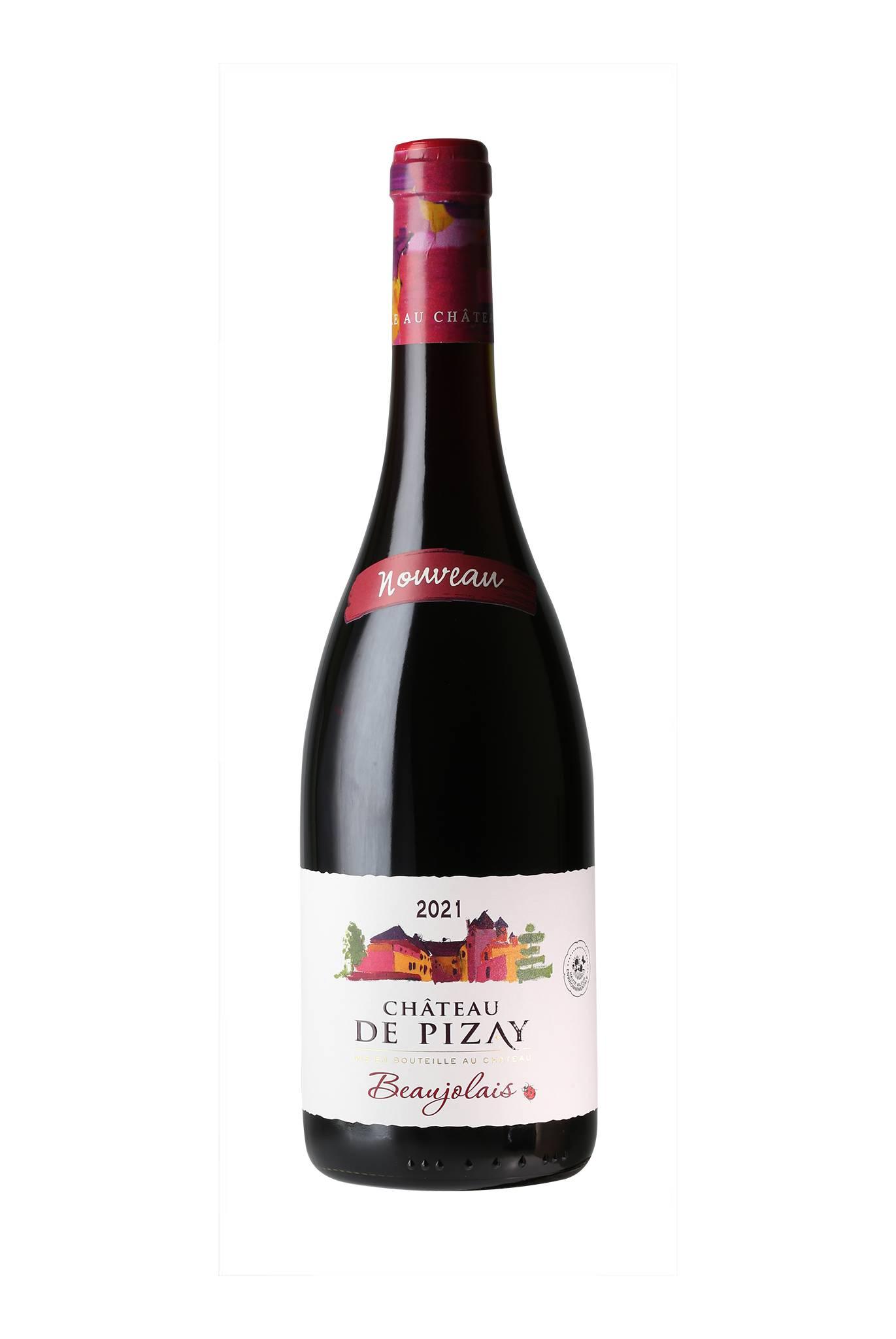 Beaujolais Nouveau 2021 Du Château De PIZAY